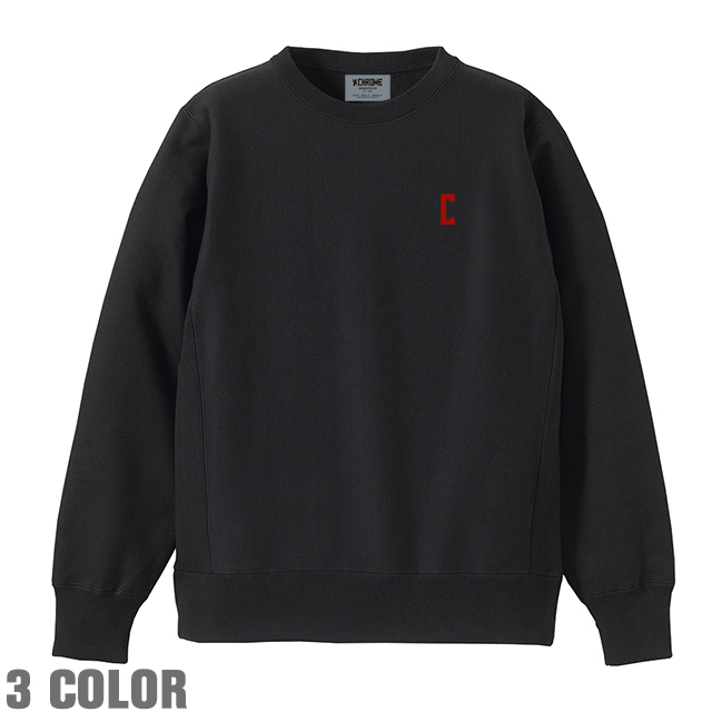 C-LOGO SWEAT CREW (SALE)