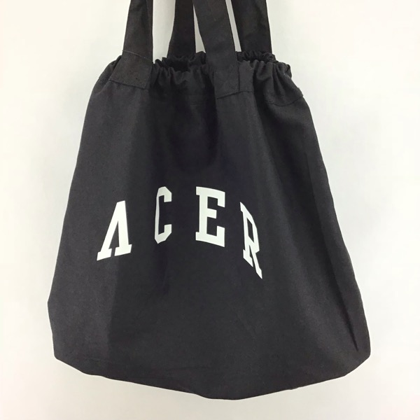 ACER エイサー SOFT CANABAS TOTE BAG