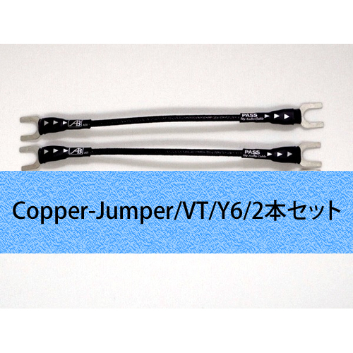 AIRBOW - Copper-Jumper-VT/Y6(2本)《JP》