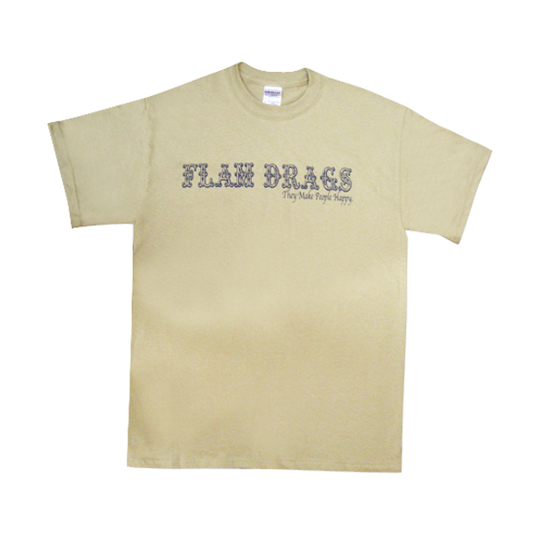 RUDIMENTAL TEES Flams Drags They Make People Happy Tシャツ Sサイズ