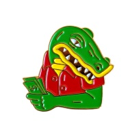 Valley Cruise Press-CASH GATOR LAPEL PIN[ピンバッジ/ピンズ]