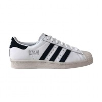 adidas Originals アディダス Superstar 80s Running White / Collegiate Navy / Crystal White EE8778