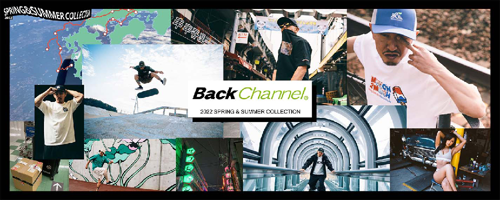 Back Channel 2018 FALL&WINTER
