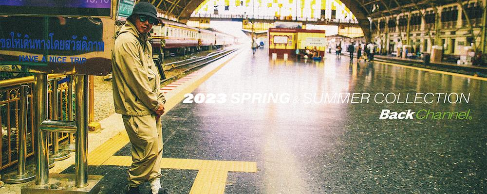 Back Channel 2018 FALL&WINTER