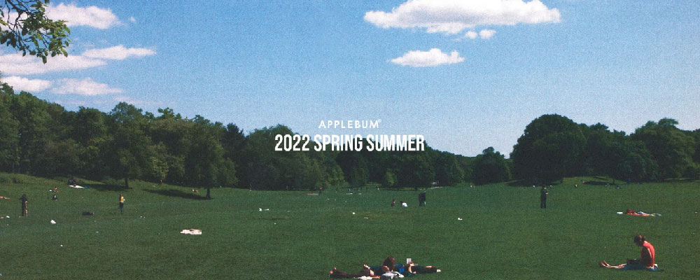 "APPLEBUM ""Obi"" Textile COLLECTION"